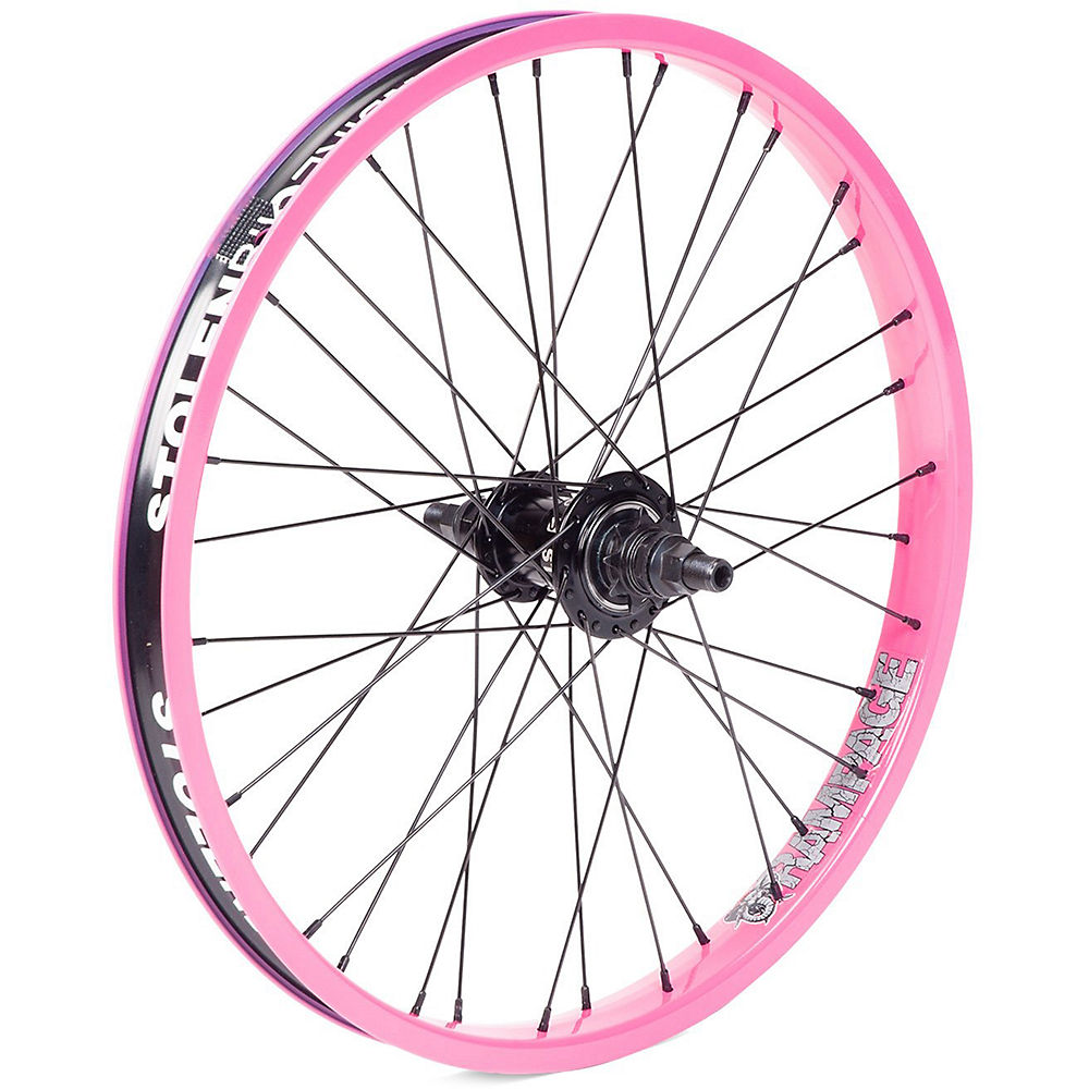 Image of Ruota Posteriore Stolen Rampage - Cotton Candy - Right Hand Drive, Cotton Candy