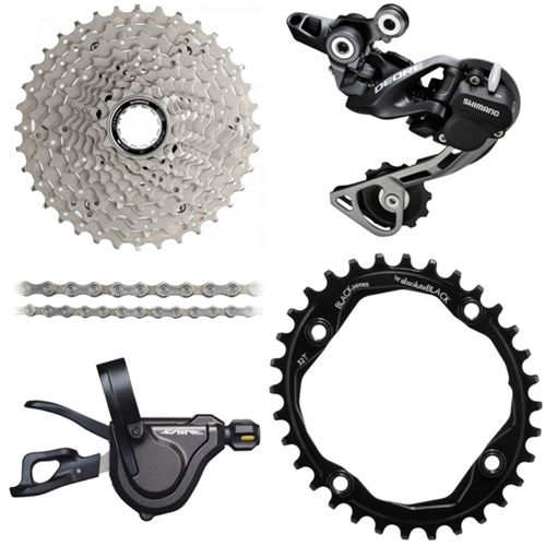 c7ef1dbfcb2 Shimano Deore 1x10sp Gear Kit Bundle | Chain Reaction Cycles