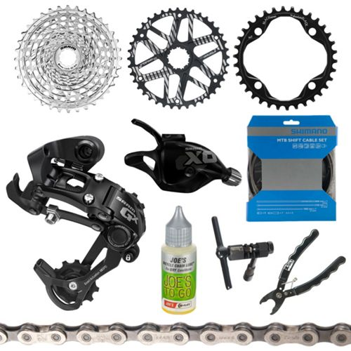 1c164304379 SRAM GX 1x10 Speed Drivetrain Bundle | Chain Reaction Cycles