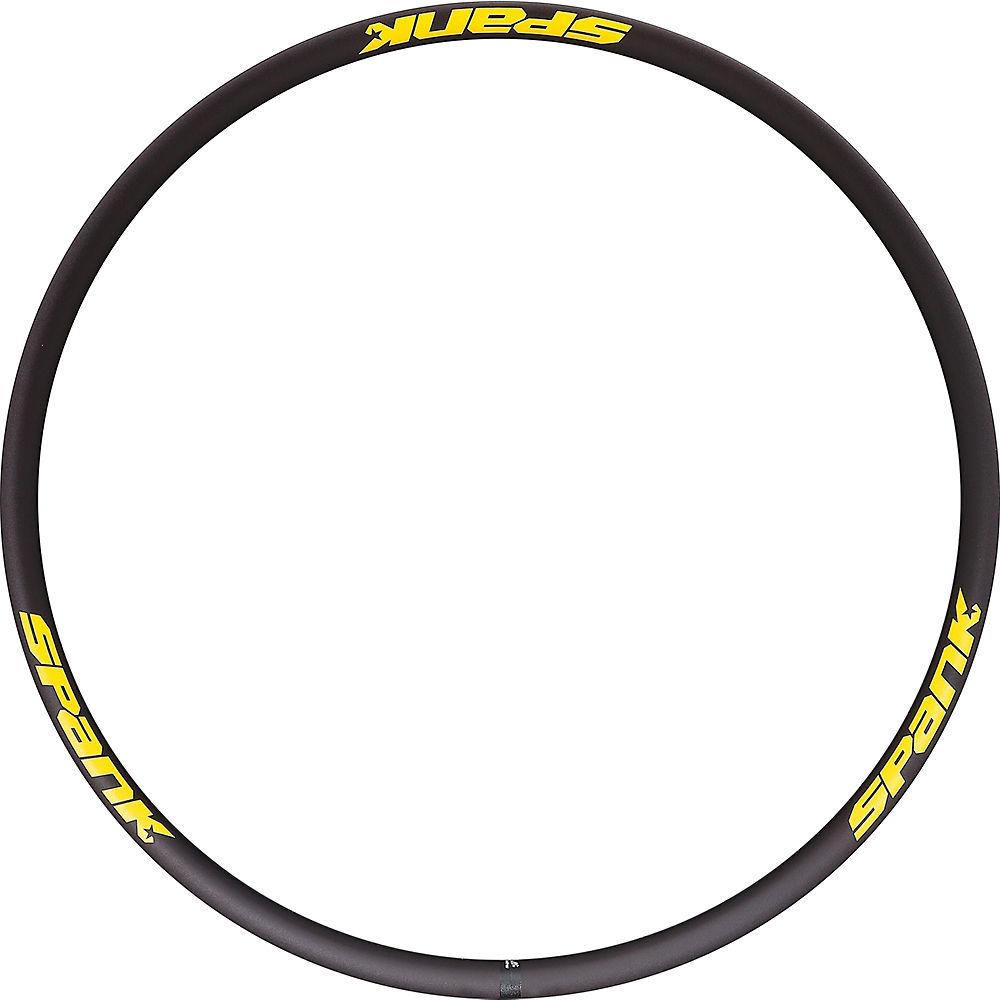 Spank Spike Race 33 Bead Bite MTB Rim - Black - Yellow Team Edition - 32 Holes, Black - Yellow Team Edition