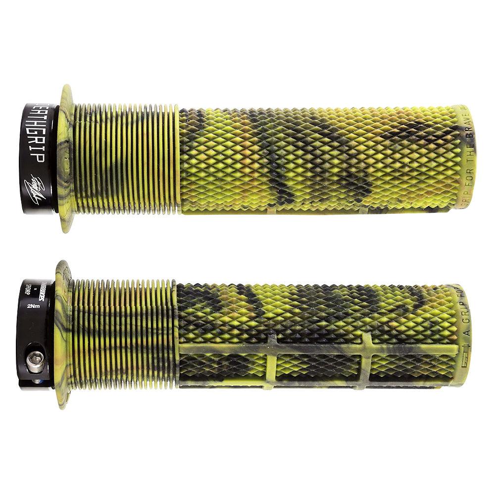 DMR Brendog Death Grip MTB Grips - Camo - 135mm, Camo