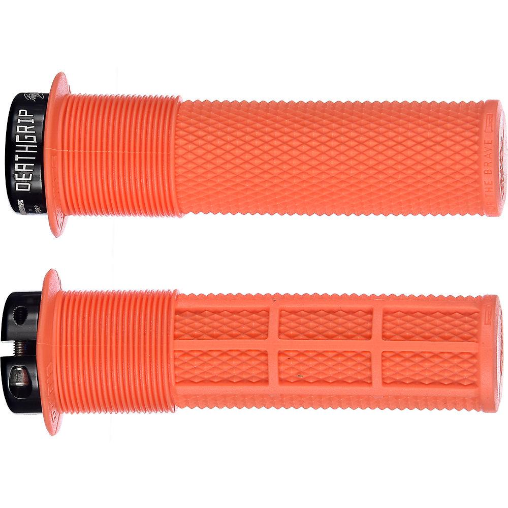 DMR Brendog Death Grip MTB Grips - Tango - 135mm, Tango