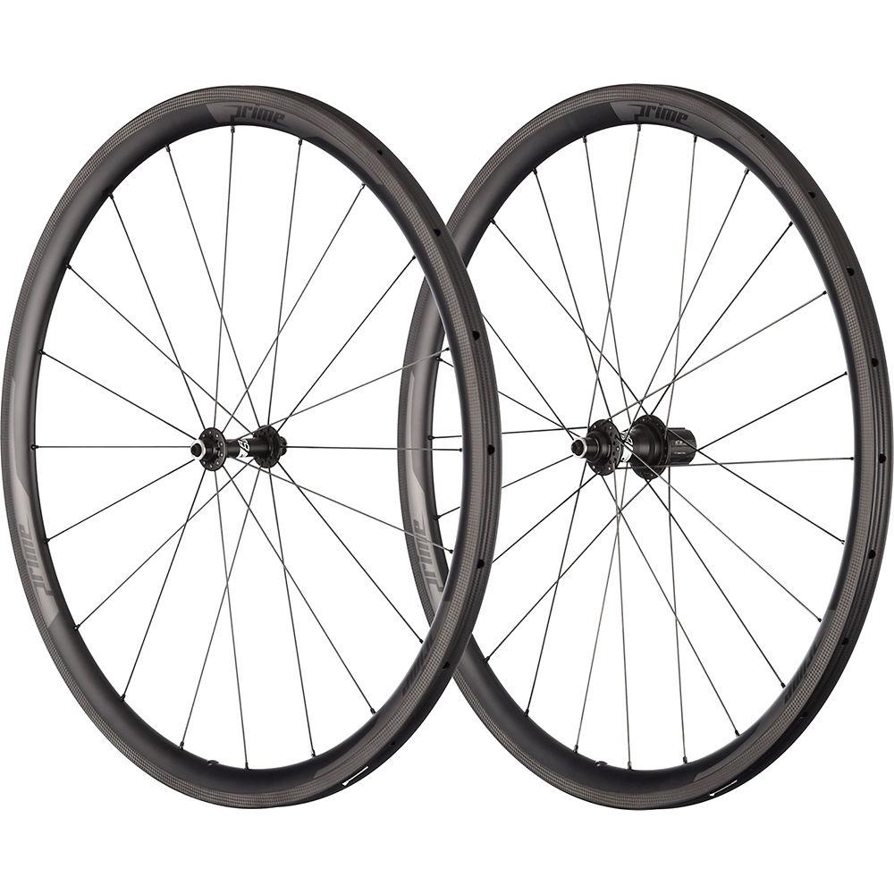 Juego de ruedas tubulares de carretera de carbono Prime RR-35