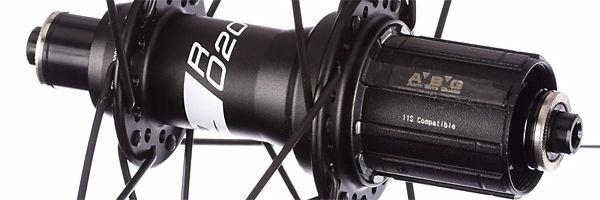 Prime Full Carbon Clincher Wheelset: 50mm Carbon Wheels
