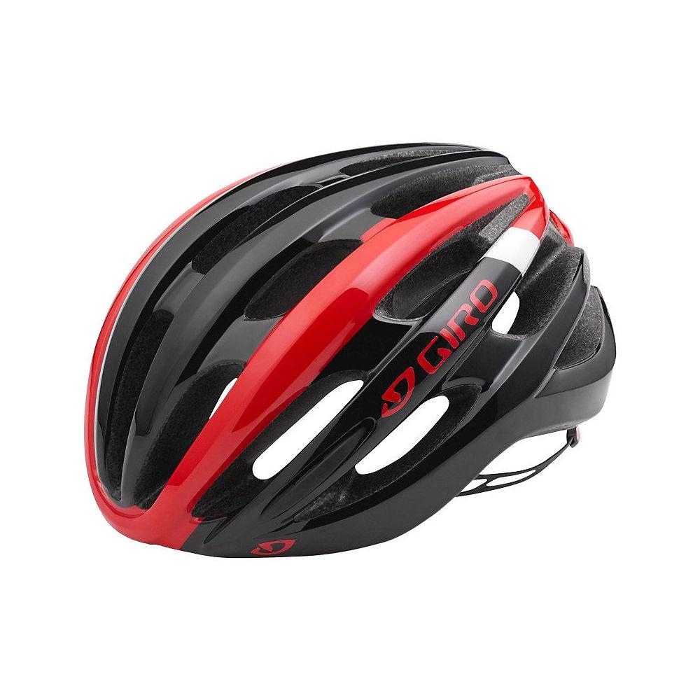 Giro Foray Mips Helmet 2019 - Red-black 20  Red-black 20