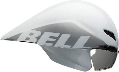Casco Bell Javelin 2019 - Blanco/Silver 19