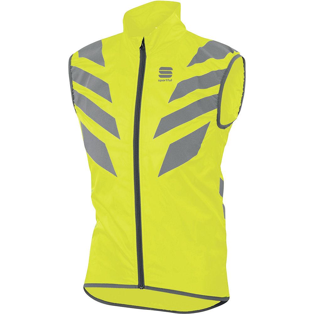 Sportful Reflex Vest - Yellow Fluo - Xxl  Yellow Fluo