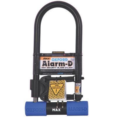 Candado Oxford Alarm D-Max