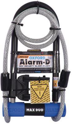 Juego de candados Oxford Alarm D-Max Duo
