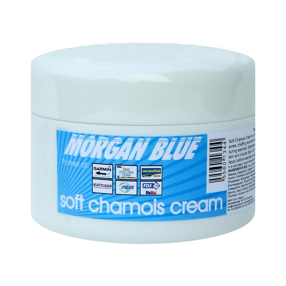 Image of Crème cuissard douce Morgan Blue - 200ml, n/a