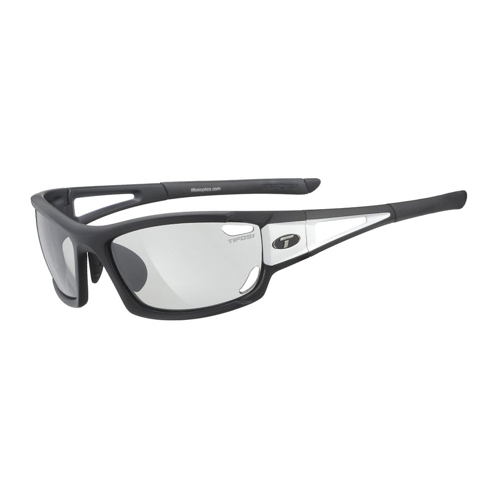 Tifosi Eyewear Dolomite 2.0 Sunglasses - Black - White  Black - White