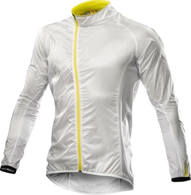 Mens jacket Mavic Cycling Stratos  gilet and jacket in one - CoreBicycle b1f6d40ca