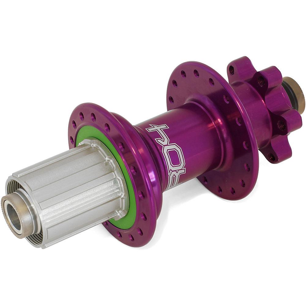 Hope Pro 4 MTB Rear Hub - 150mm x 12mm Axle - Purple - 32h - 150mm x 12mm Axle, Purple