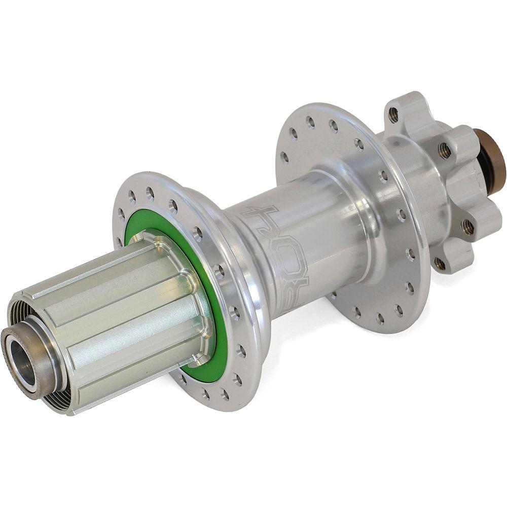 Hope Pro 4 MTB Rear Hub - 150mm x 12mm Axle - Silver - 32h - 150mm x 12mm Axle, Silver