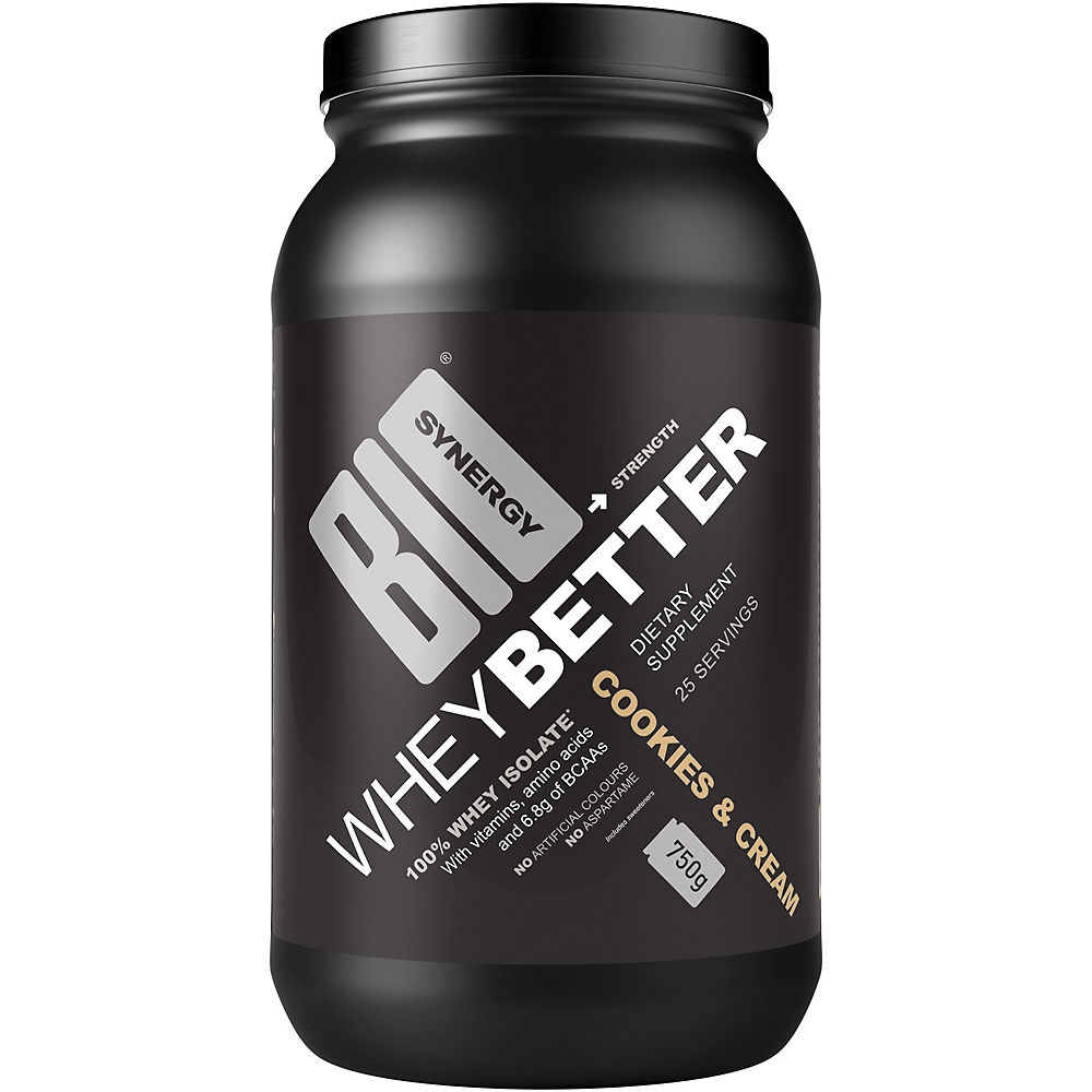 Bio-synergy Whey Better Protein Isolate (750g)