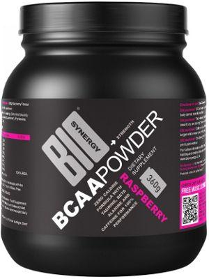 Bote de bebida en polvo Bio-Synergy BCAA (360 gr)