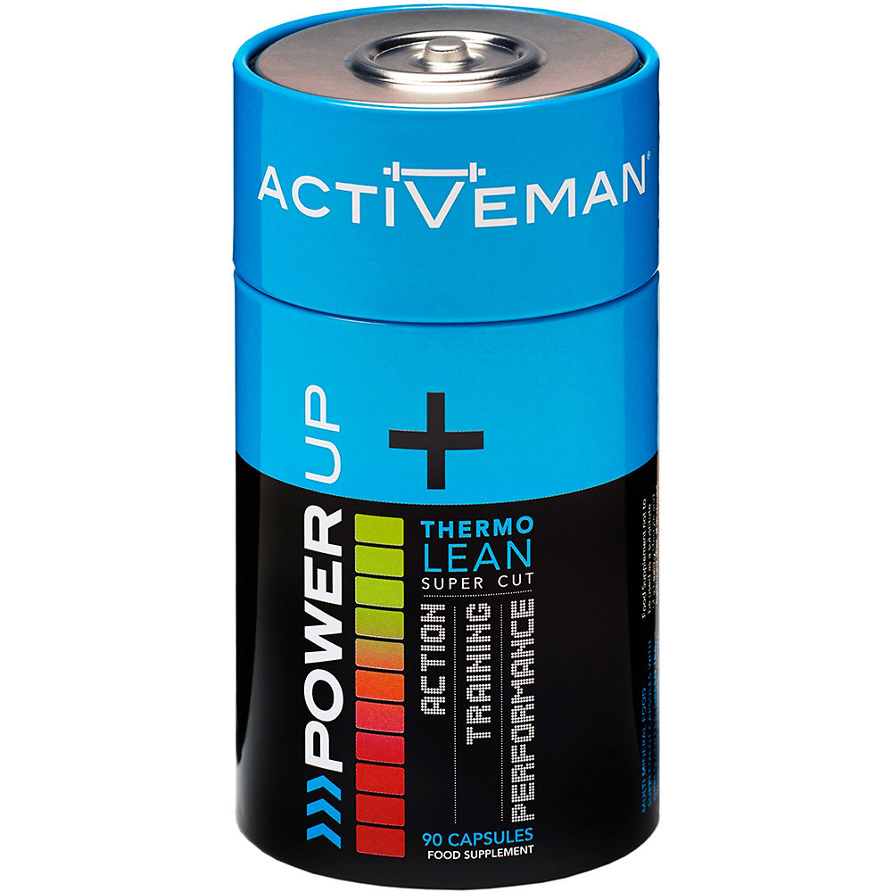 Image of ActiVeman Thermolean - 90 Capsules Bio-Synergy, n/a