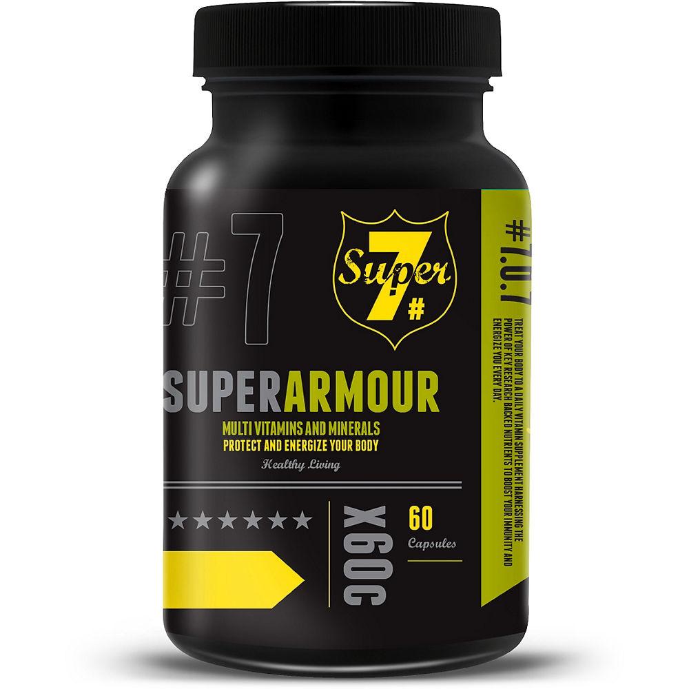 Bio Synergy Super7 Super Armour Multivitamin (60( 60 Capsules, n/a
