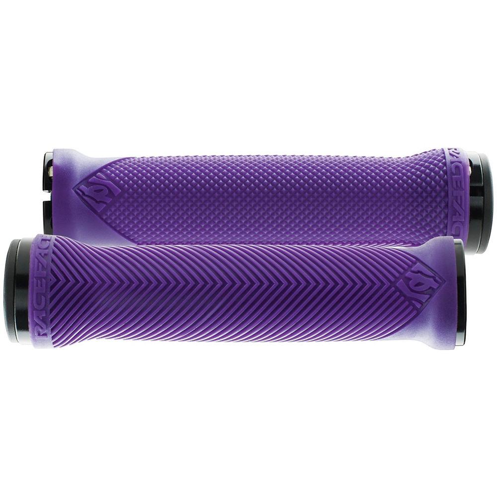 Race Face Lovehandle Grips - Purple - 130mm  Purple