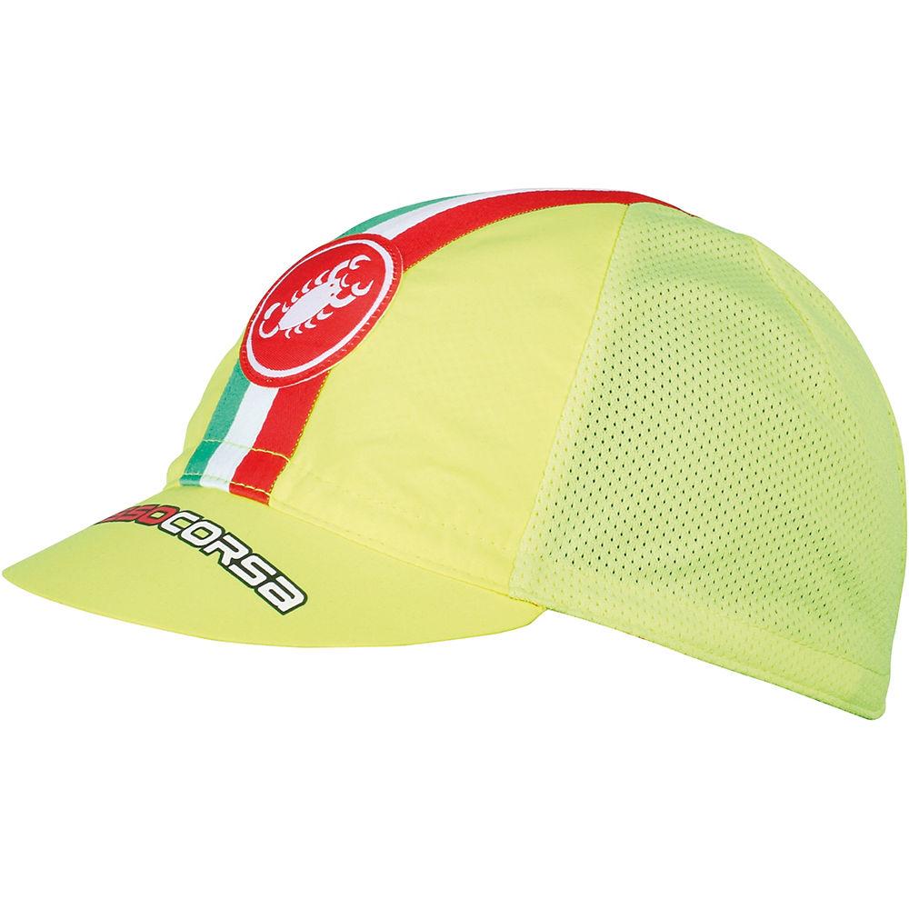 Gorra de ciclismo de rendimiento Castelli