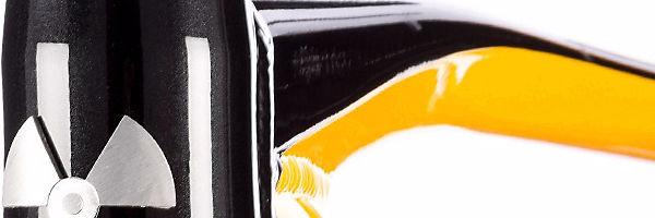 Nukeproof Mega 275: Strong Aluminium Frame