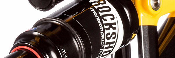 Nukeproof Mega 275: RockShox Rear Shock