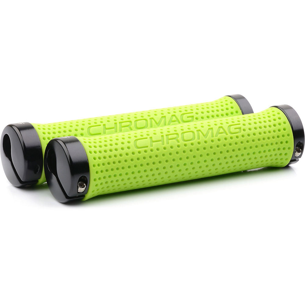 Puños Chromag Basis - Tight Green - 142mm, Tight Green