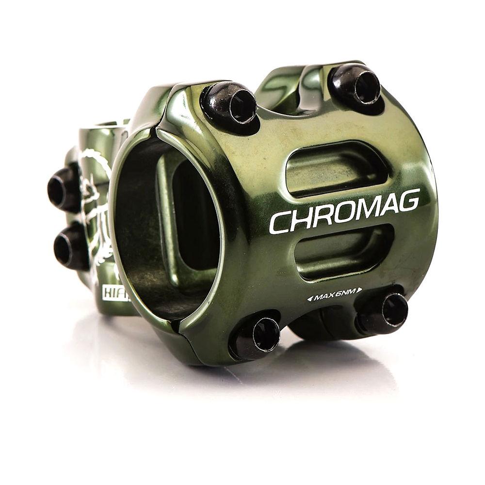 Image of Chromag HiFi V2 Mountain Bike Stem - Forest Green - 31mm Long, Forest Green
