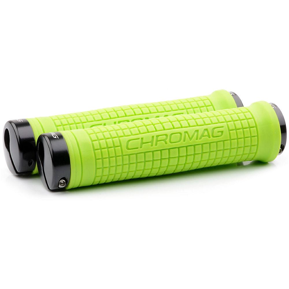 Puños Chromag Squarewave XL - Tight Green - 150mm, Tight Green