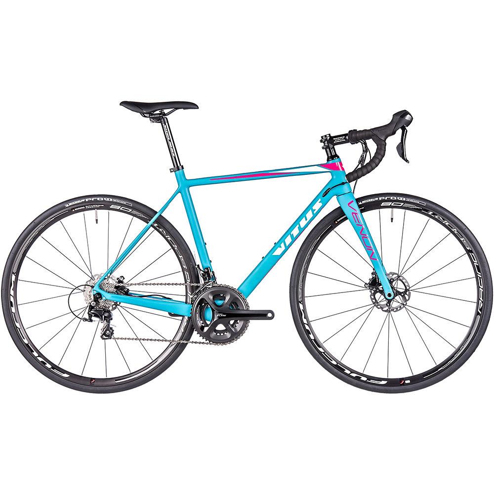 Bicicleta de carretera de disco Vitus Venon L (carbono 105) 2017