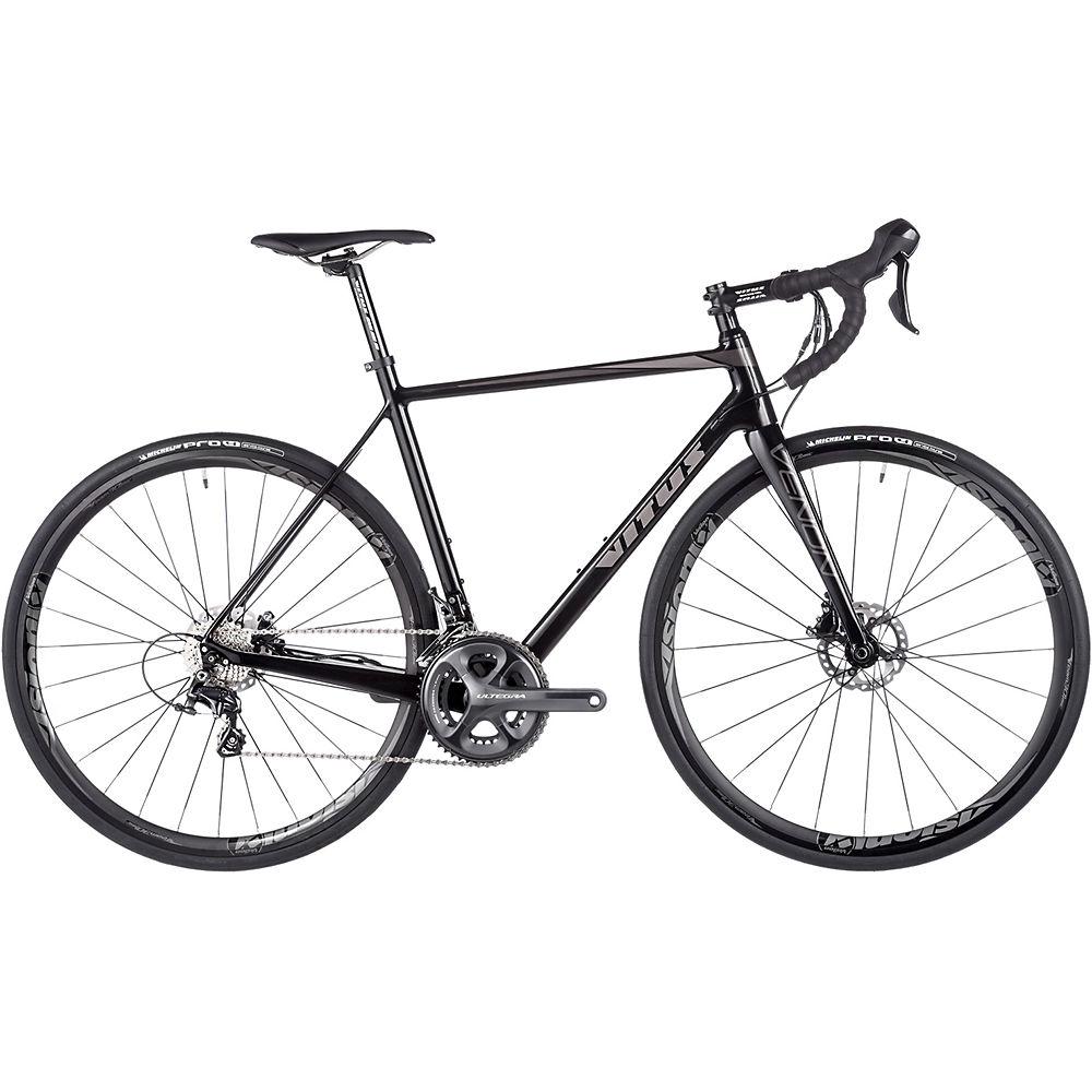Bicicleta de carretera de disco Vitus Venon VR (carbono Ultegra) 2017