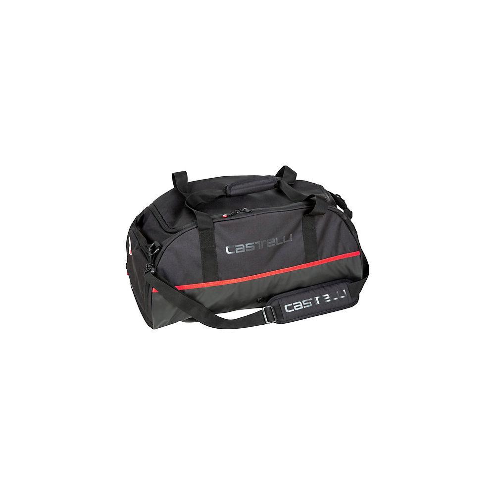 Castelli Gear Duffle Bag - 71L - Black, Black