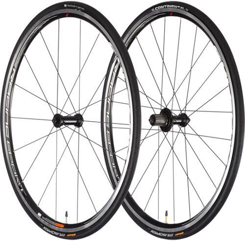 Fulcrum Racing Sport Road Wheelset inc Tyres