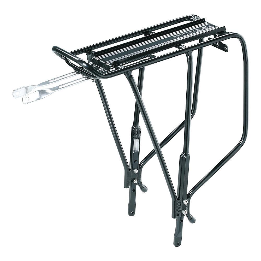 Topeak Super Tourist Uni Pannier Rack - Black, Black