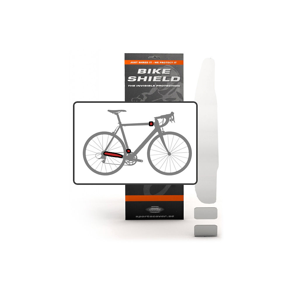 Image of Pack protection Bike Shield - Clair, Clair