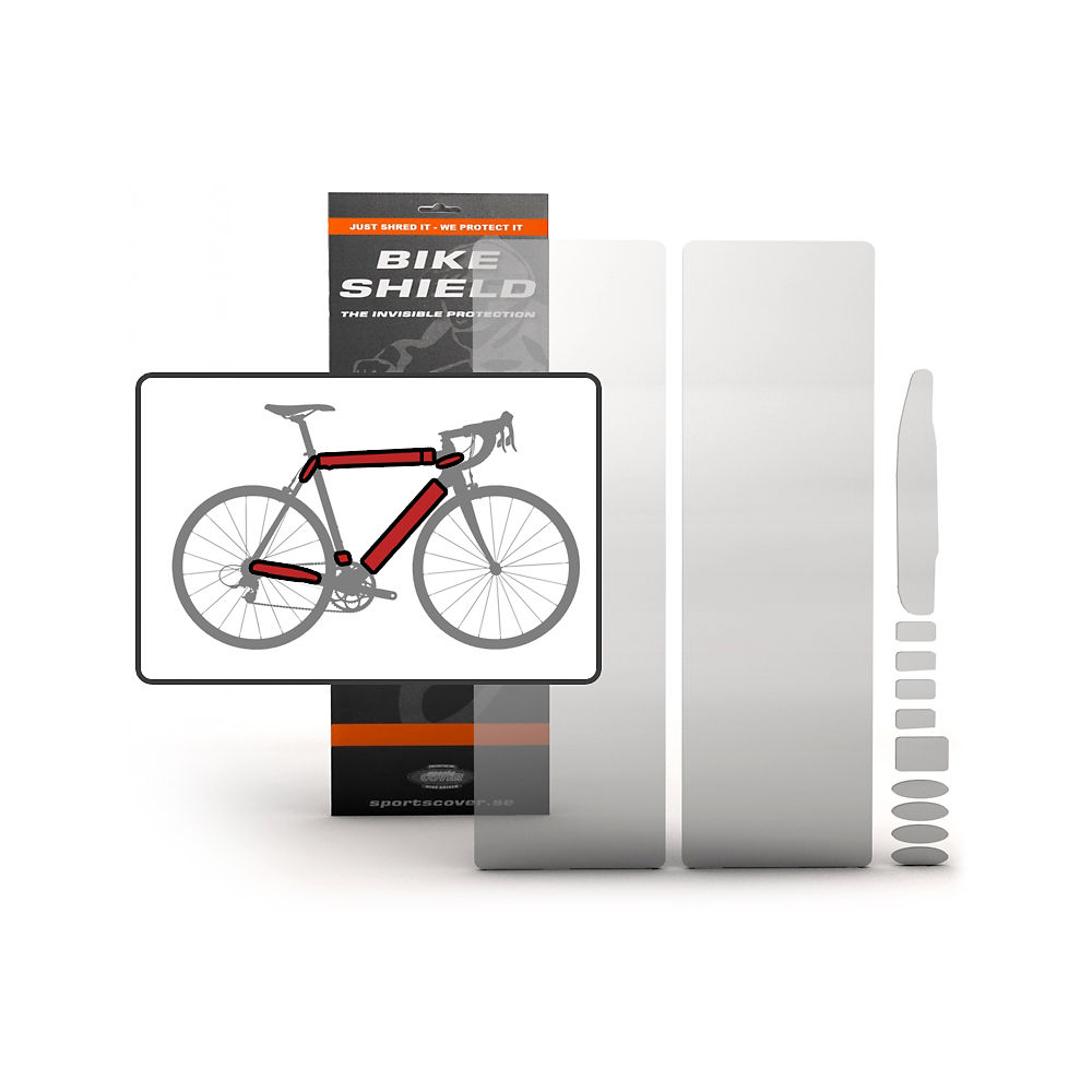 Image of Pack surdimensionné Bike Shield - Clair - Matte, Clair