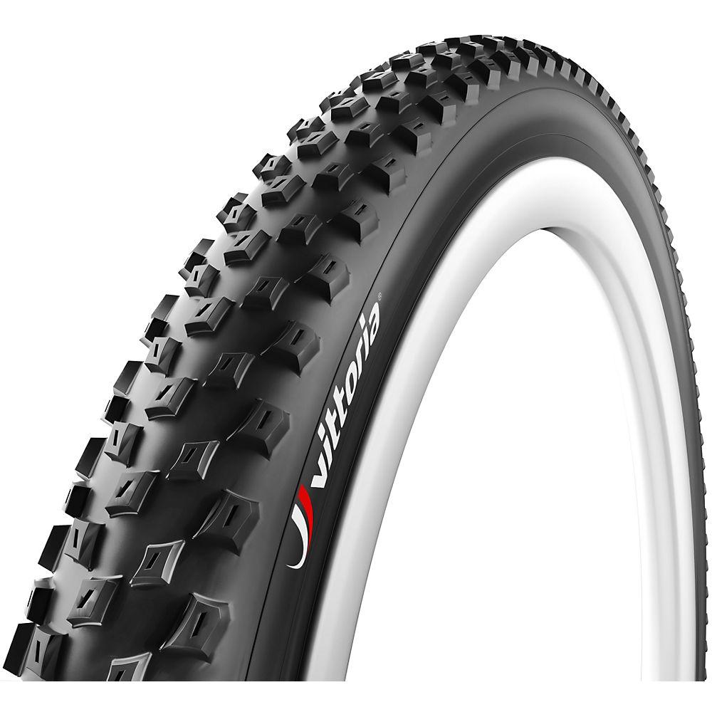 Vittoria Barzo Folding MTB Tyre - Black - Folding Bead, Black