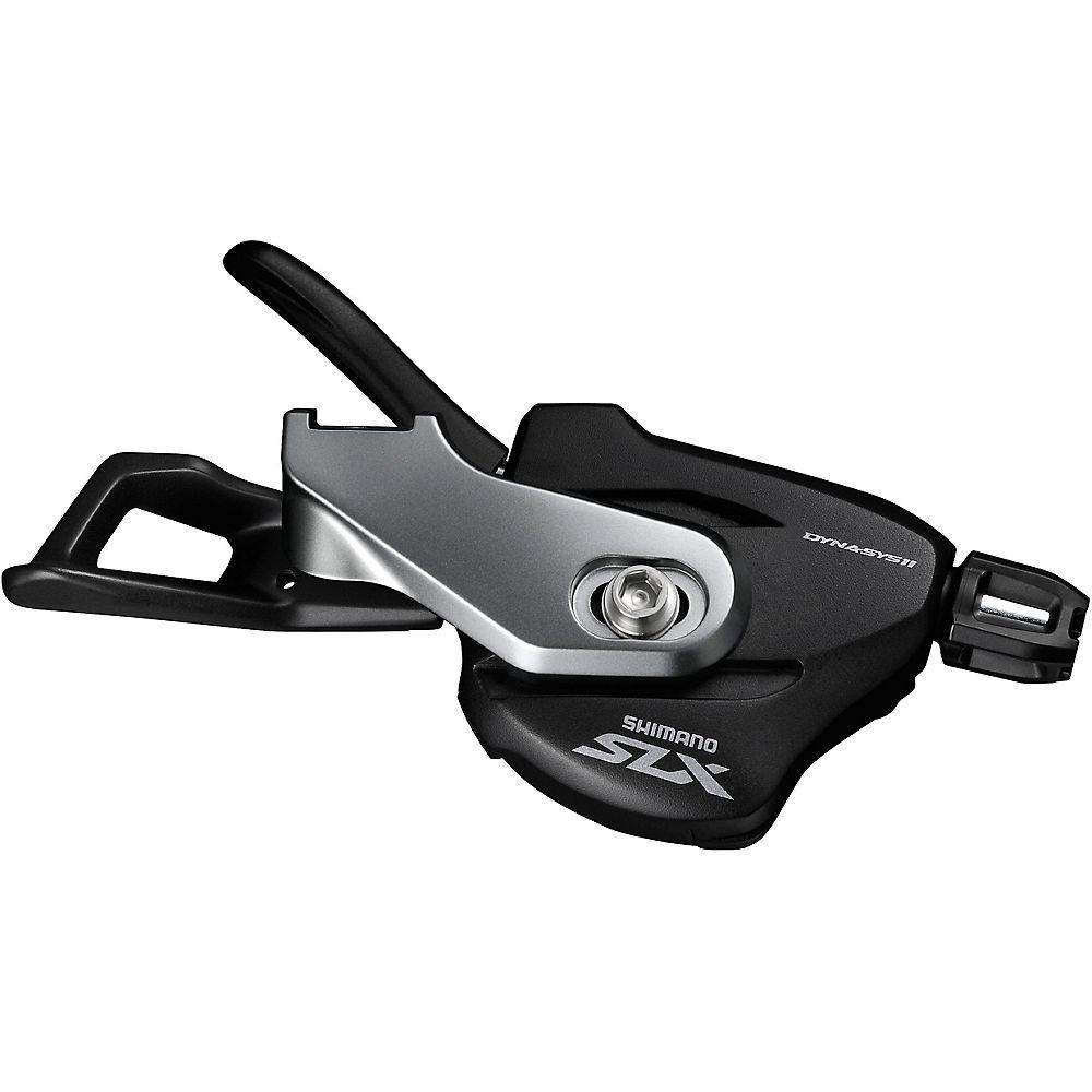 Shimano SLX M7000 11 Speed Rear Shifter - Black B - I-Spec B, Black B