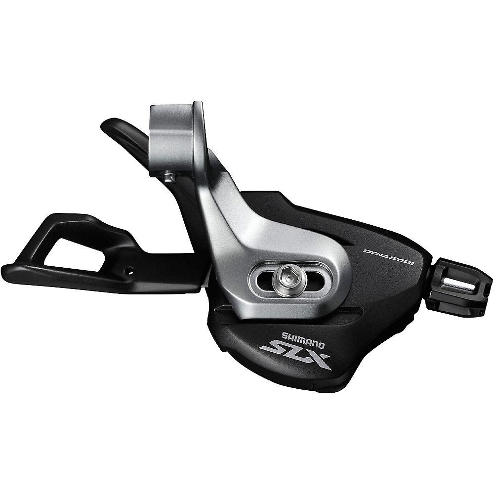 Shimano SLX M7000 11 Speed Rear Shifter - Black II - I-Spec II, Black II