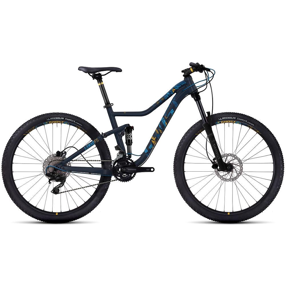 Bicicleta de doble suspensión de mujer Ghost Lanao 2 2017