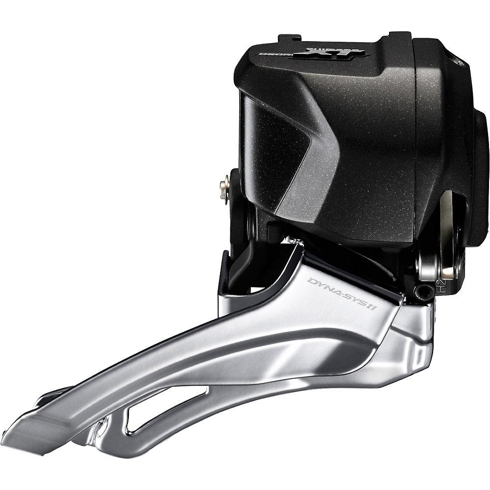 Shimano XT M8070 Di2 2x11 MTB Front Derailleur - Braze On