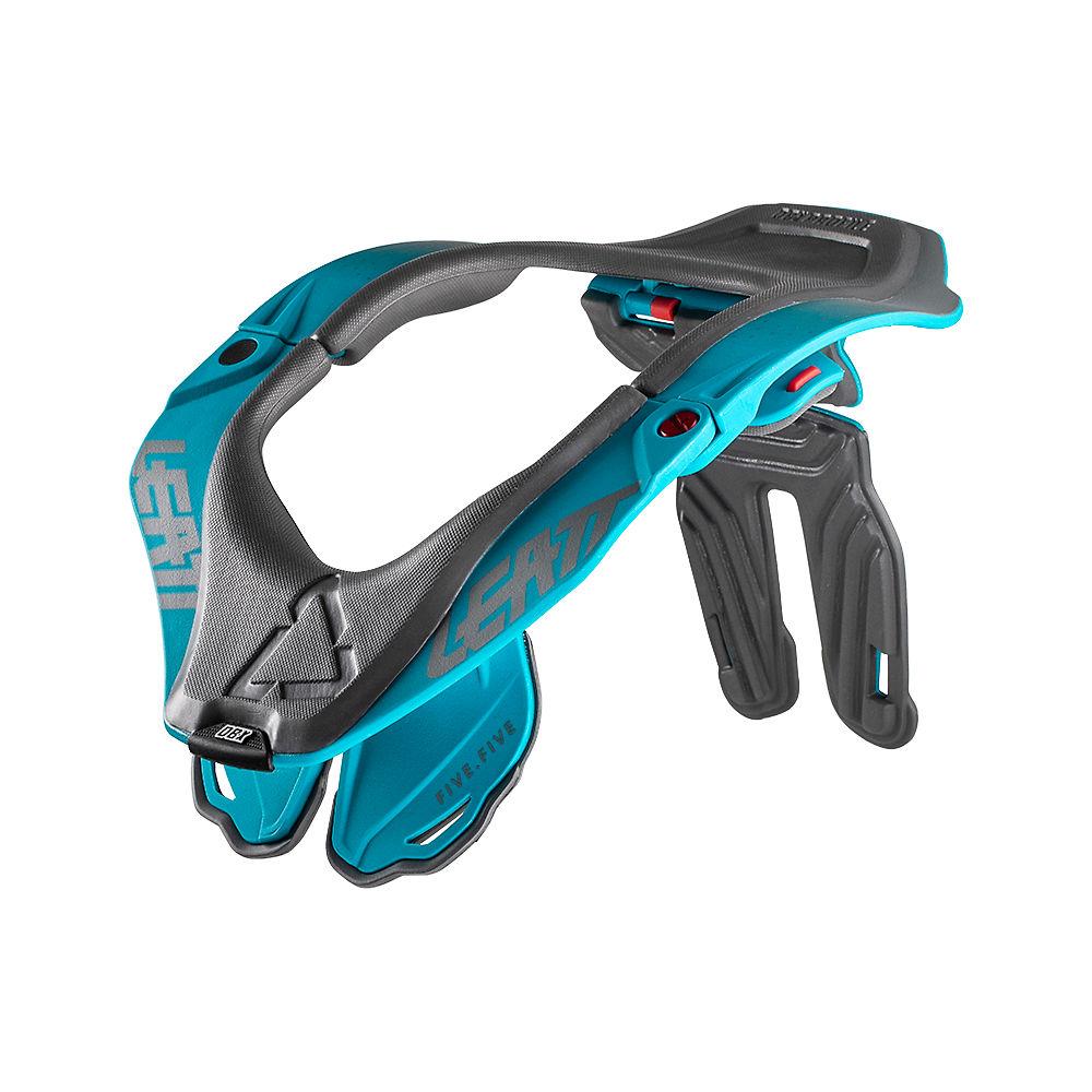 Protector cervical Leatt DBX 5.5 - Azul/Azul - S/M, Azul/Azul