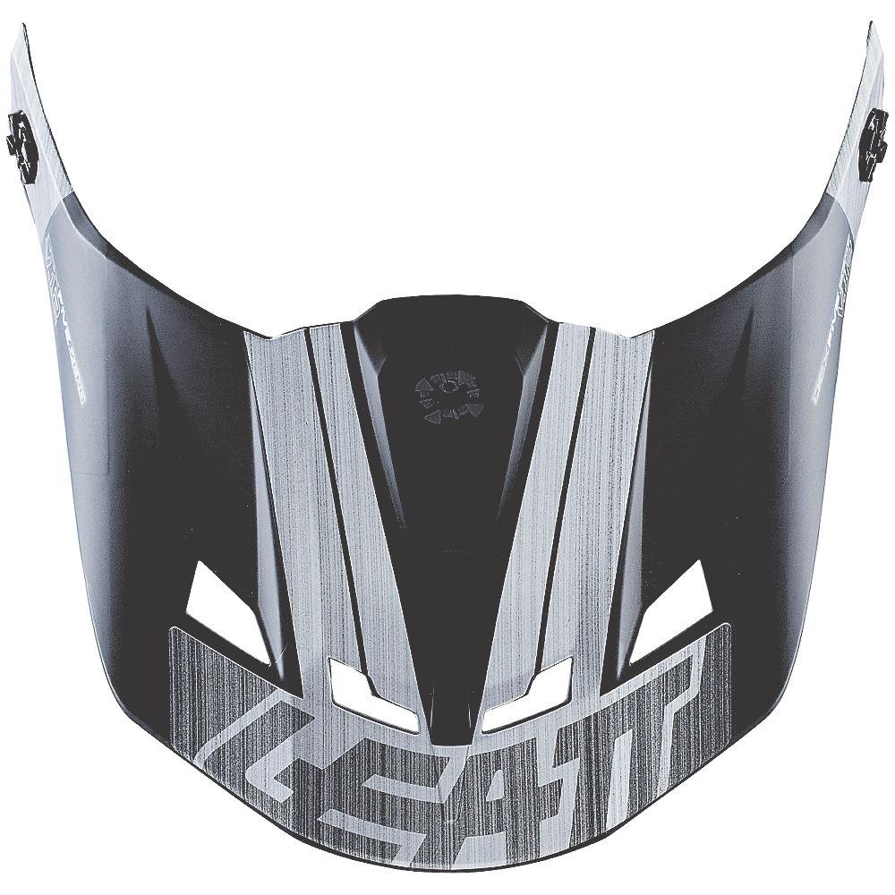 Leatt Replacement Visor - Dbx 5.0 Helmet 2017 - Brushed V12 - Xs/s  Brushed V12