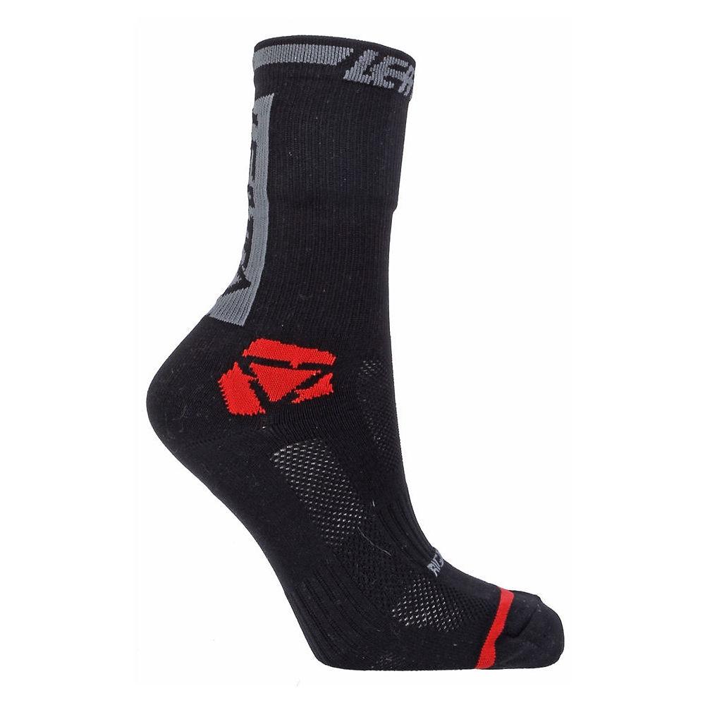 Leatt Dbx Socks - Black - M  Black
