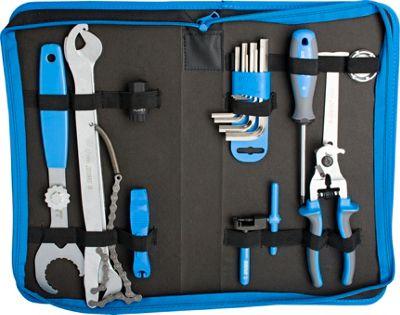 Bolsa de herramientas de bicicleta Unior (20 piezas)