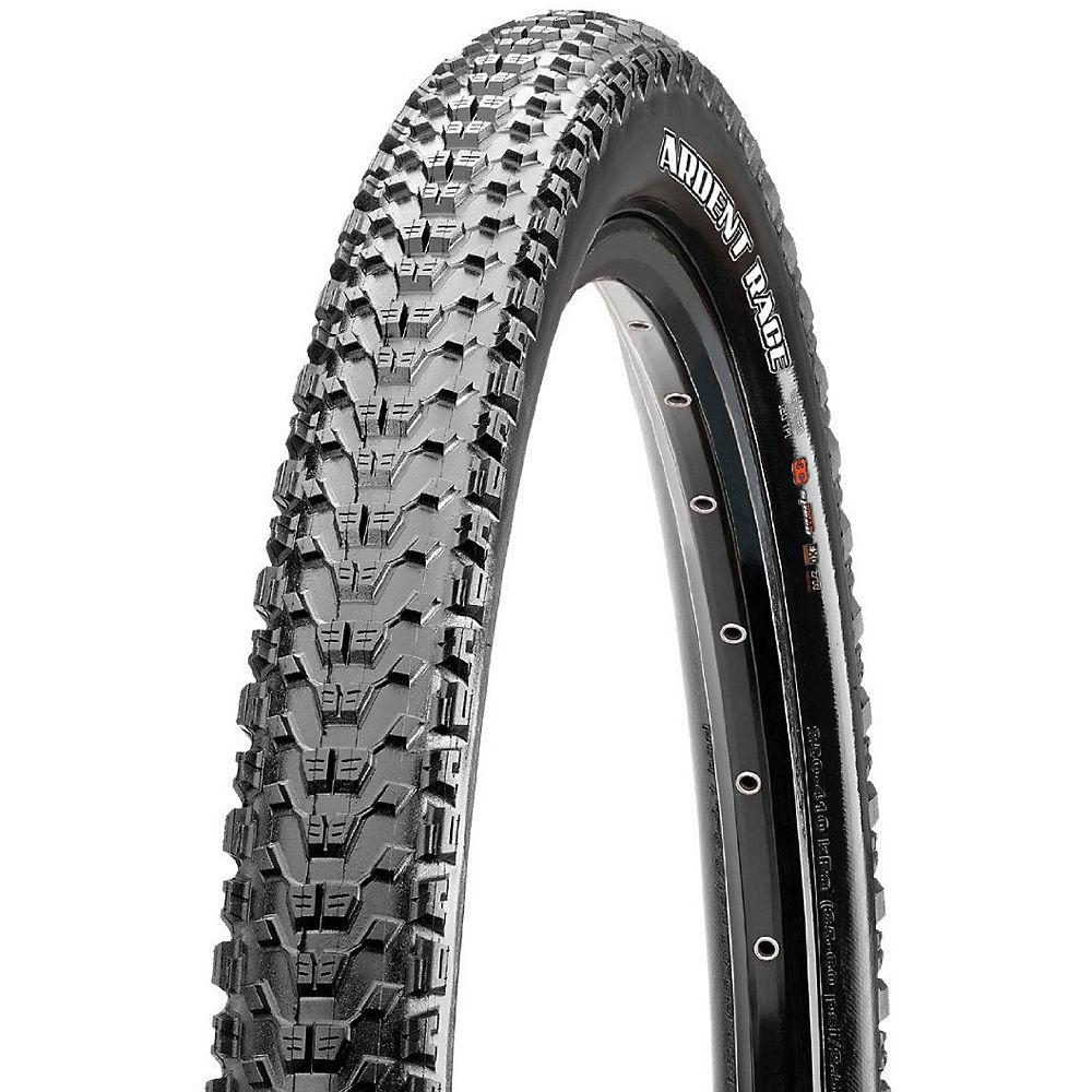 Maxxis Ardent Race MTB Tyre (EXO - TR - 3C) - Black - Folding Bead, Black