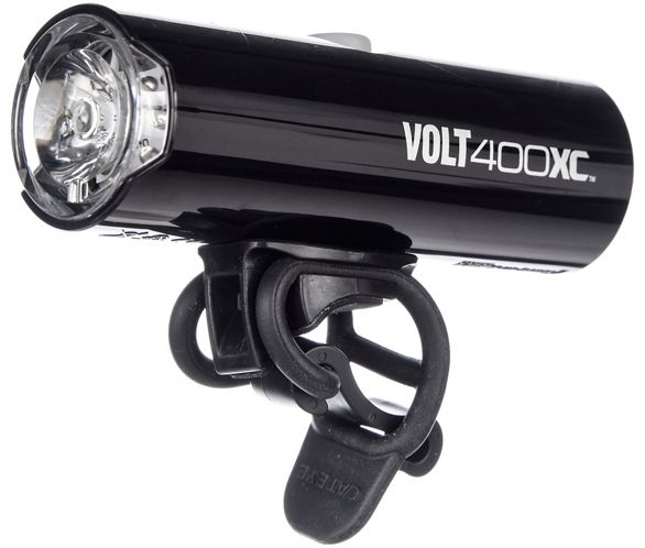cateye volt 400  Cateye Volt 400 XC Front Light | Chain Reaction Cycles