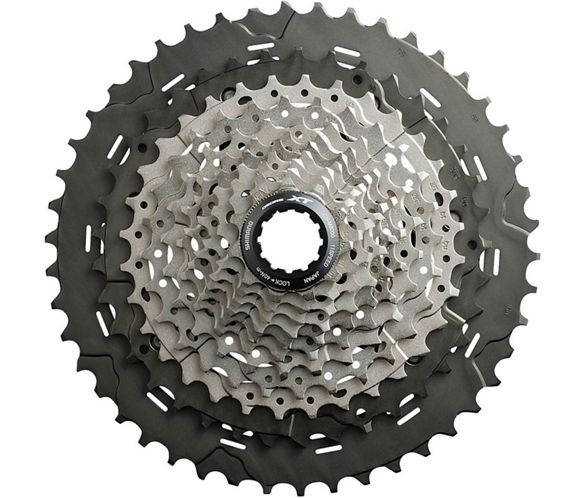 Shimano Mtb Bike Deore Xt M8000 Cycling Bike Sprocket 11 Speed 11-46t Cassette Bicycle Components & Parts Cycling