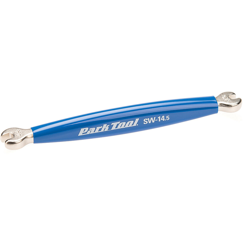 Park Tool Double Ended Spoke Wrench SW-14.5 - Blue - Shimano, Blue