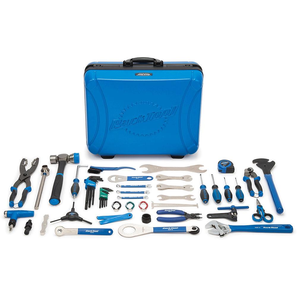 Kit profesional para viajes y eventos Park Tool EK-2